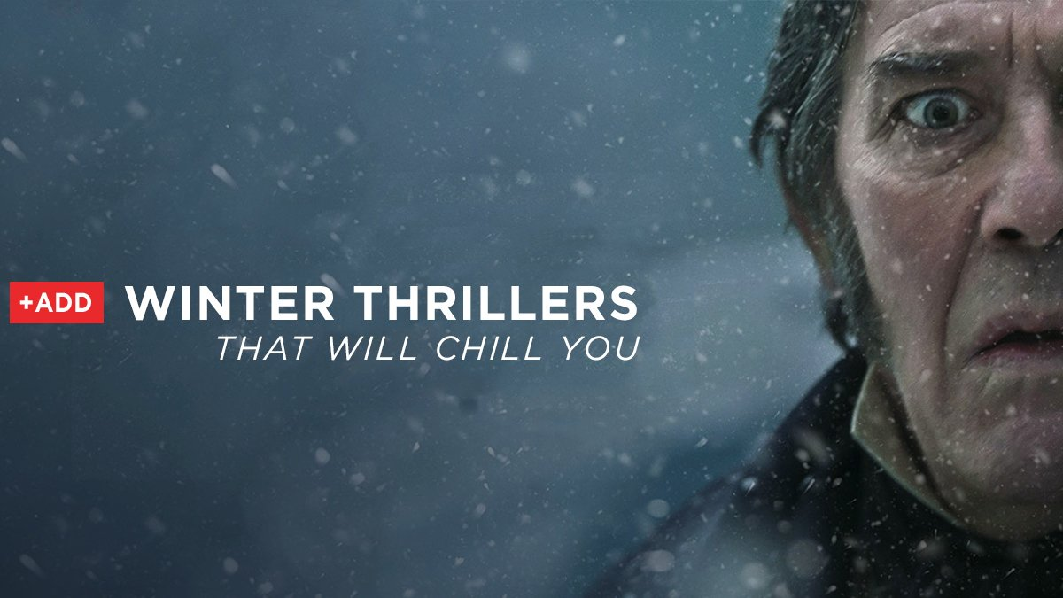 Winter thrillers to chill you to the bone